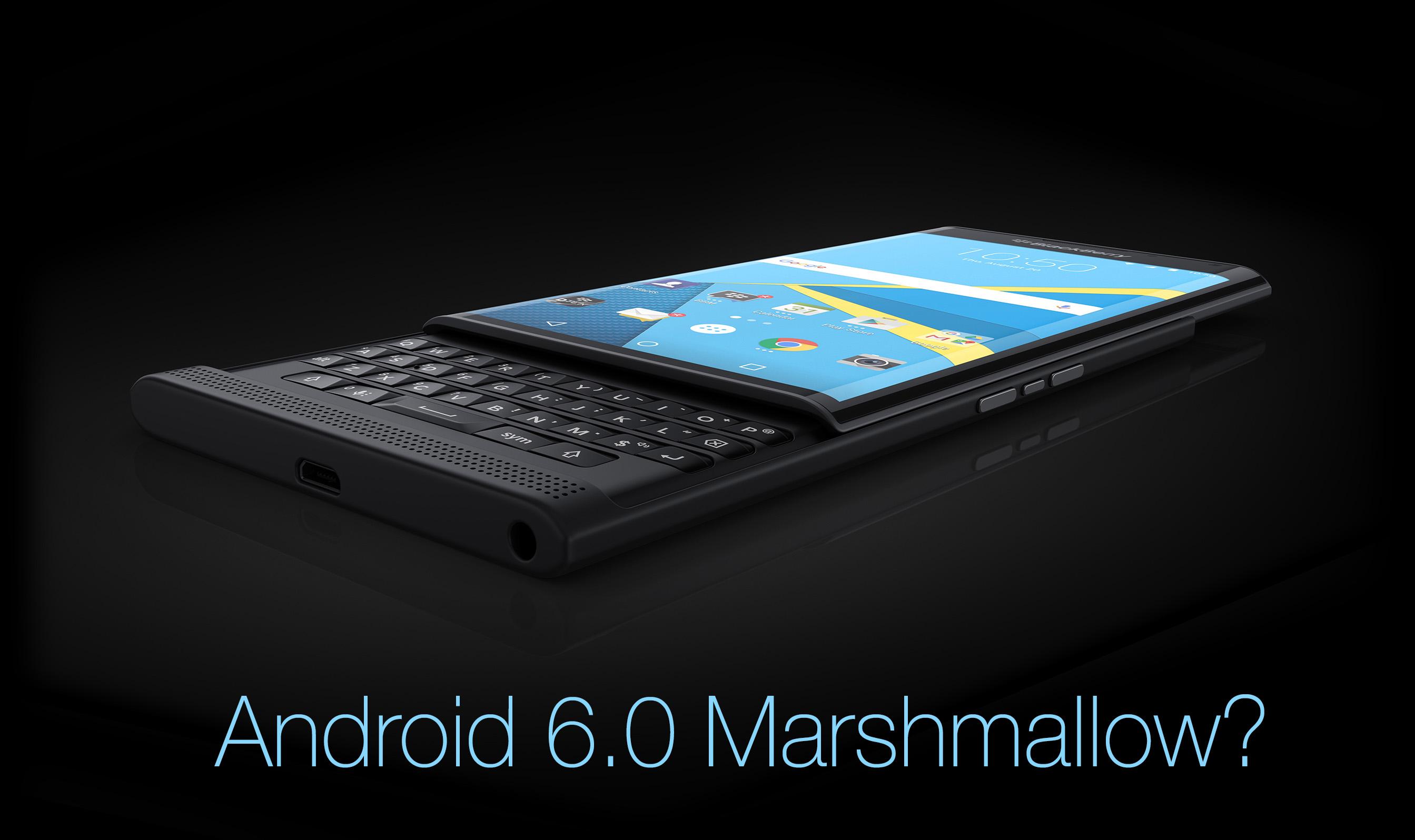 BlackBerry-Priv-Marshmallow
