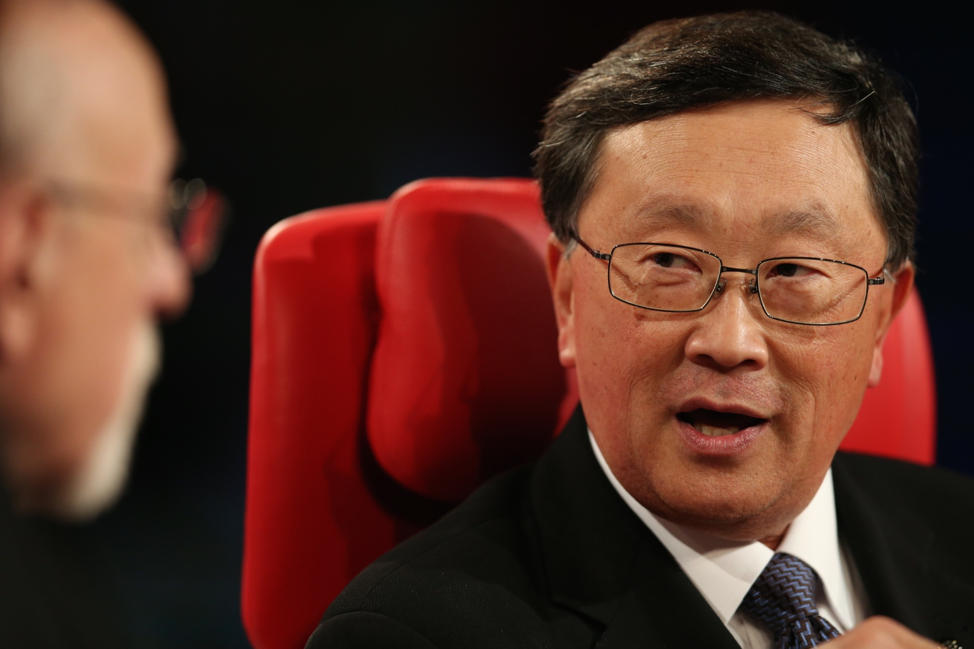 John Chen, Blackberry, Code Conference