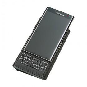 BlackBerry-Leather-Smart-Flip-Case-(Black)-6
