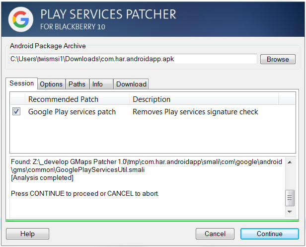 Play Services Patcher copy