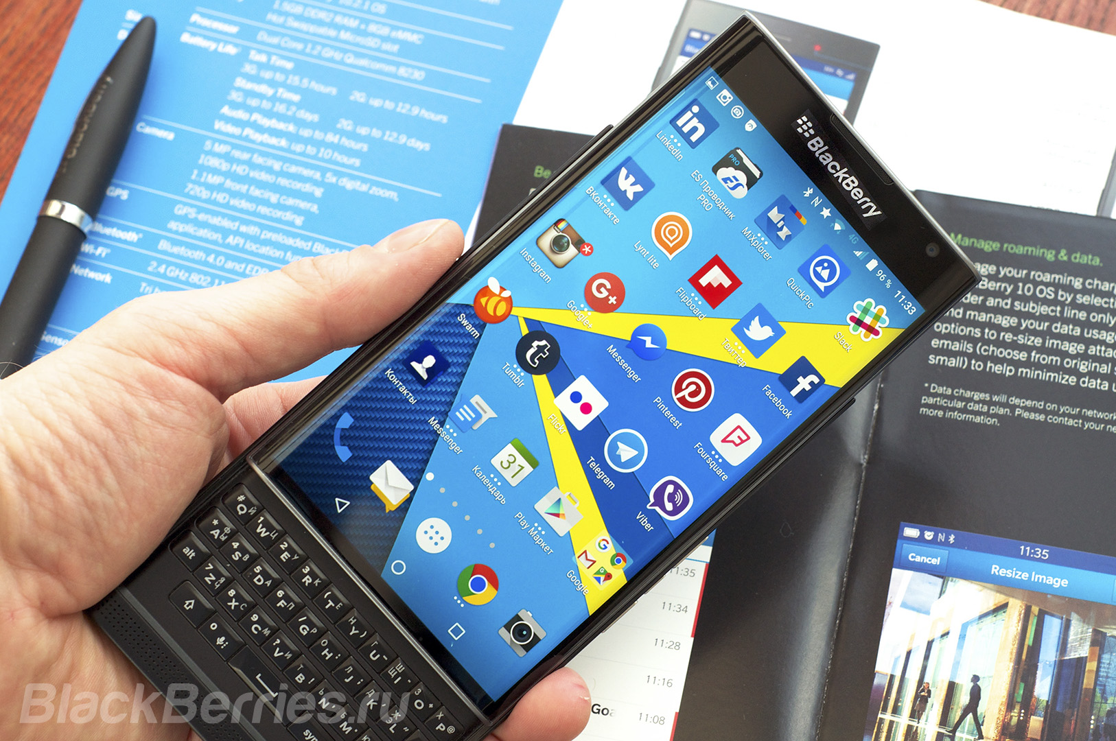 BlackBerry-PRIV-Sale
