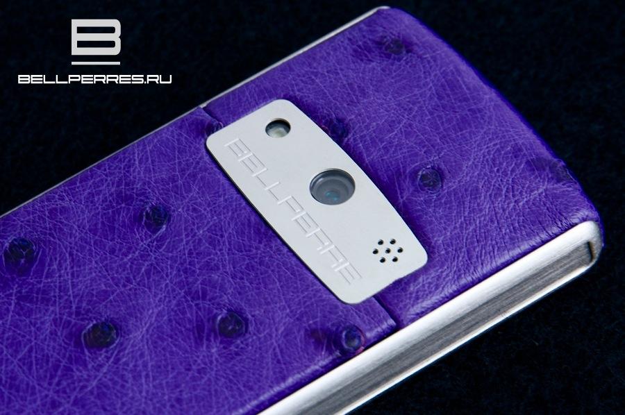Bellperre-Brushed-steel-purple-ostrich-4