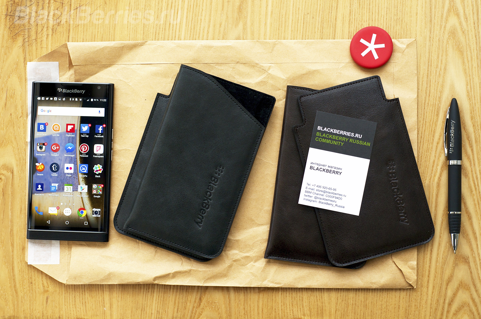 BlackBerry-PRIV-Passport-Cases