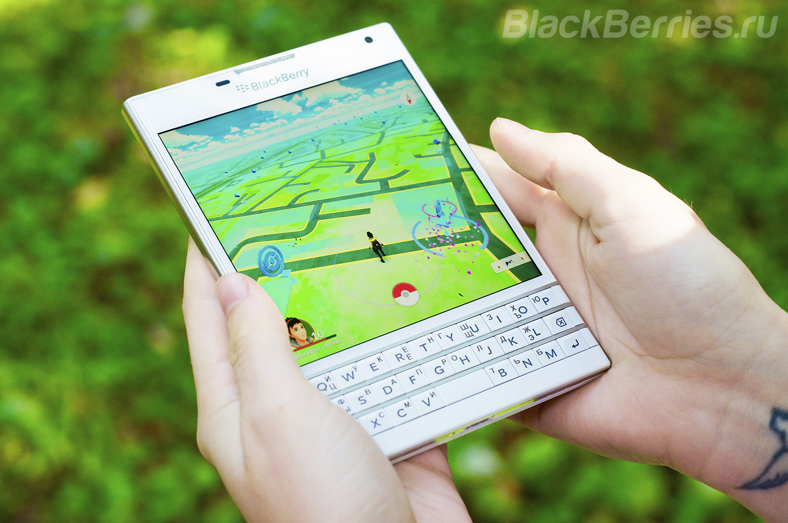 Pokemon-Go-BlackBerry-11