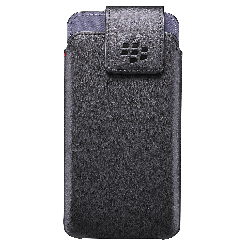 BlackBerry-DTEK50-Leather-Swivel-Holster-Black