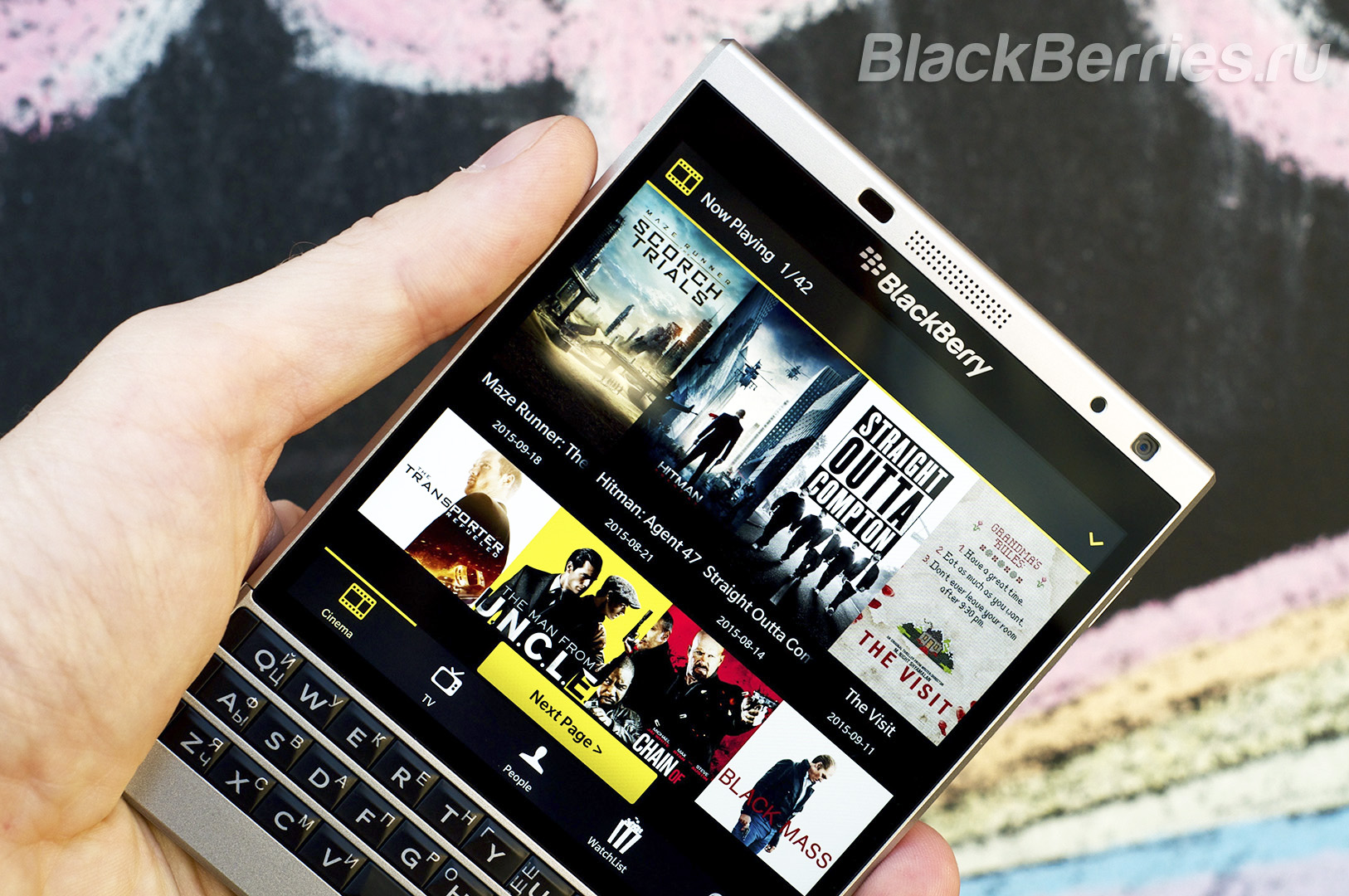 BlackBerry-Passport-Movie