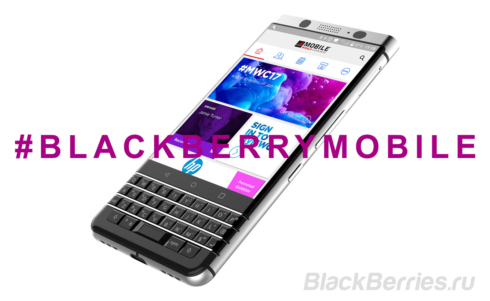 BlackBerryMobile