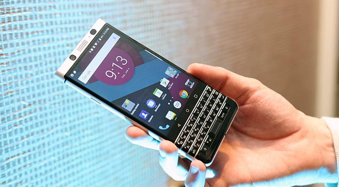 Все что вам нужно знать о новом QWERTY смартфоне BlackBerry Mercury