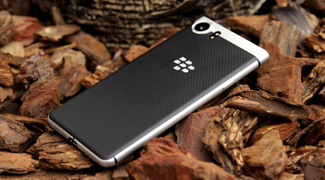 Предварительный обзор BlackBerry KEYone