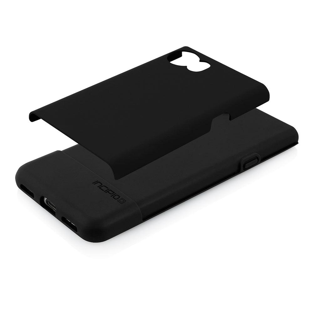 Чехол Incipio Octane для iPhone 7. Материал пластик. Цвет прозрачный/голубой.
