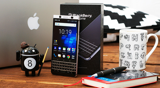 Вы можете купить BlackBerry KEYone в нашем магазине