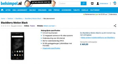 Je abonnement verlengen, vodafone.nl
