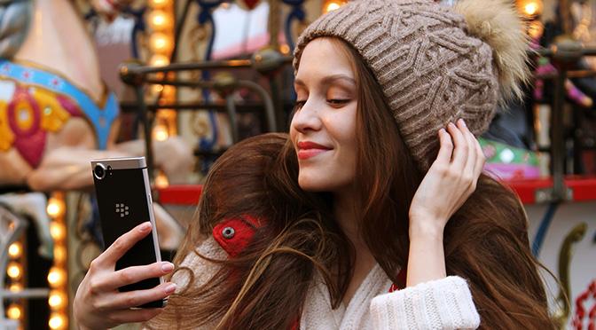 Все модели BlackBerry KEYone в наличии в нашем магазине!
