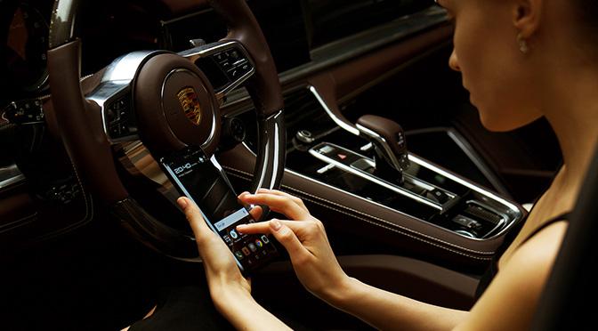 Все модели смартфонов Porsche Design в наличии в нашем магазине!