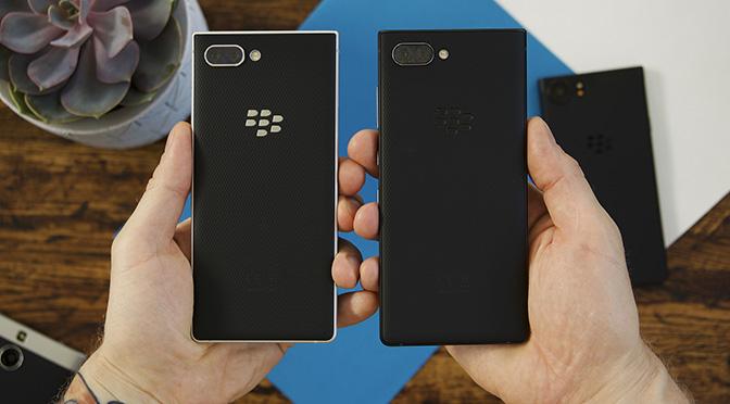 Вы уже можете купить BlackBerry KEY2 в нашем магазине!