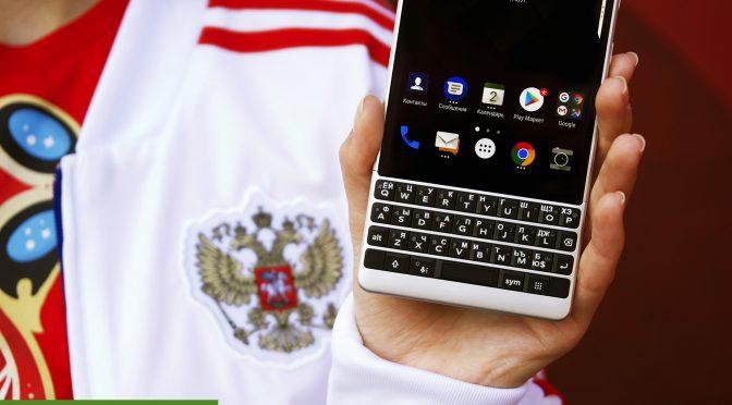 Обзор BlackBerry KEY2: рождение новой легенды