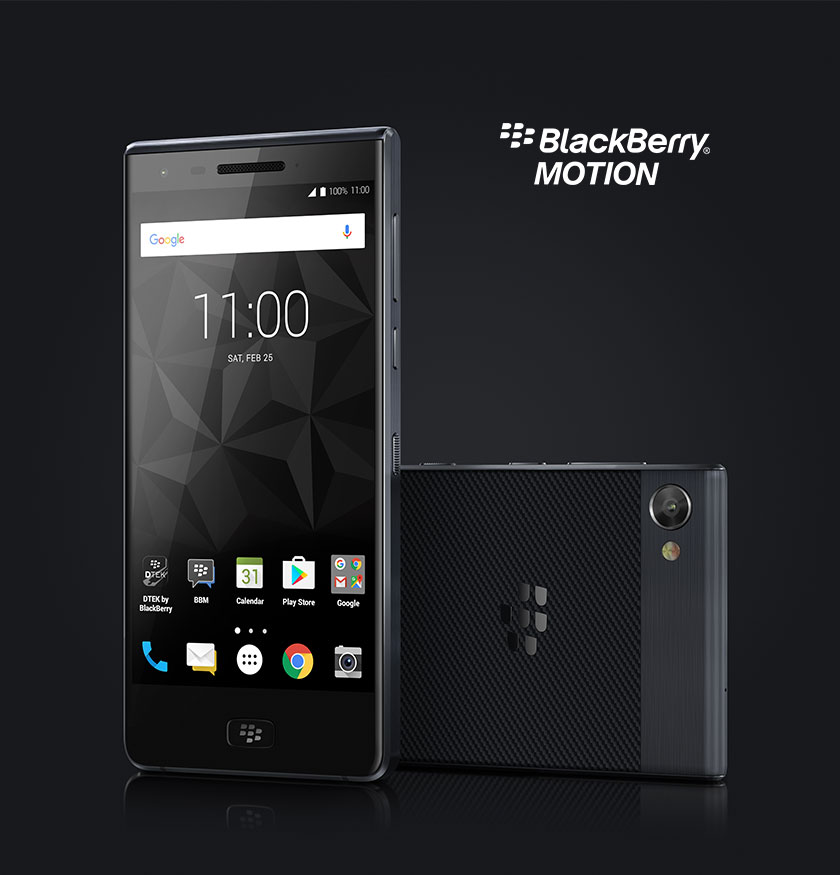 Купить BlackBerry Motion