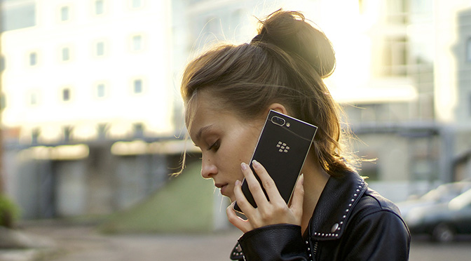 В нашем магазине вы можете купить BlackBerry KEY2 по цене от 44990 рублей