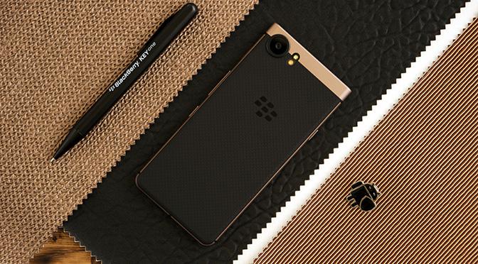 Снижена цена на все модели BlackBerry KEYone!